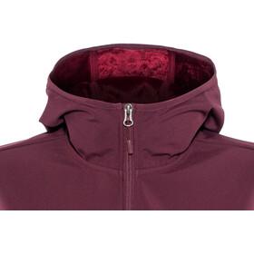 The North Face W's Tanken Highloft Softshell Jacket Fig